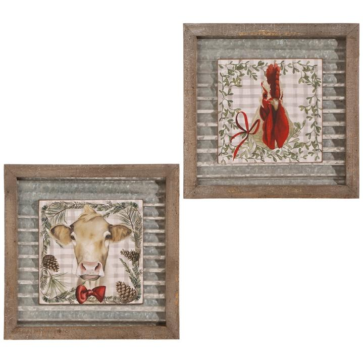 Farm Animal Wall Art
