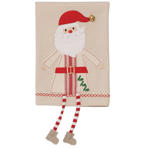 Christmas Dangle Leg Towels