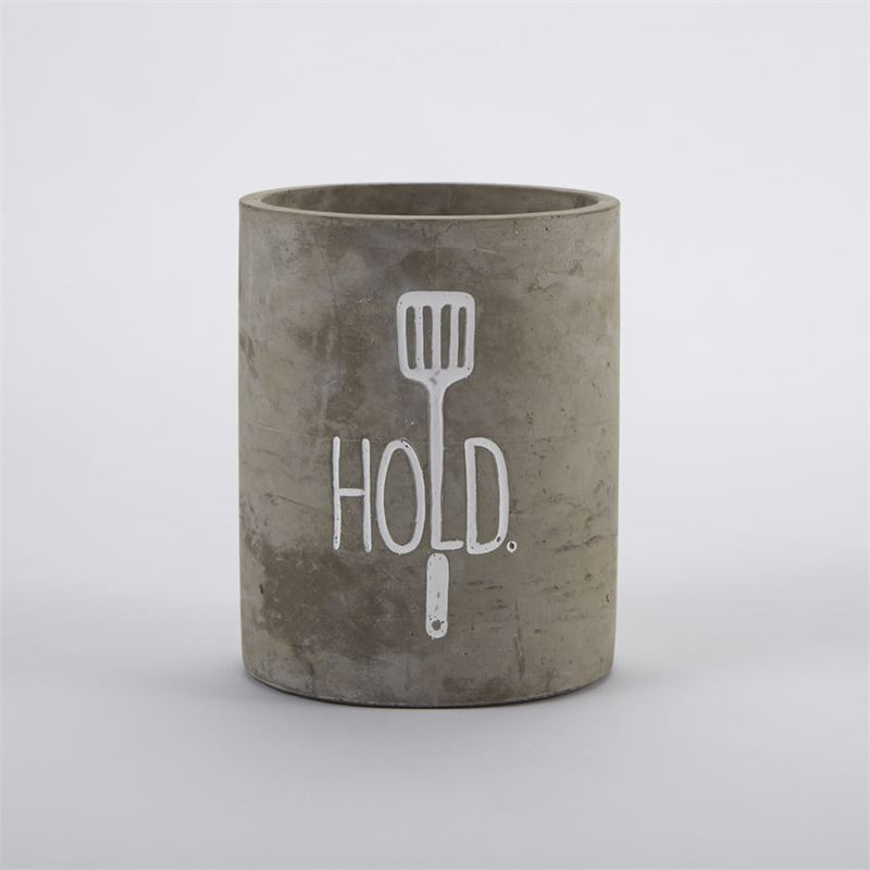 Hold Utensil Crock - E.t. Tobey Company