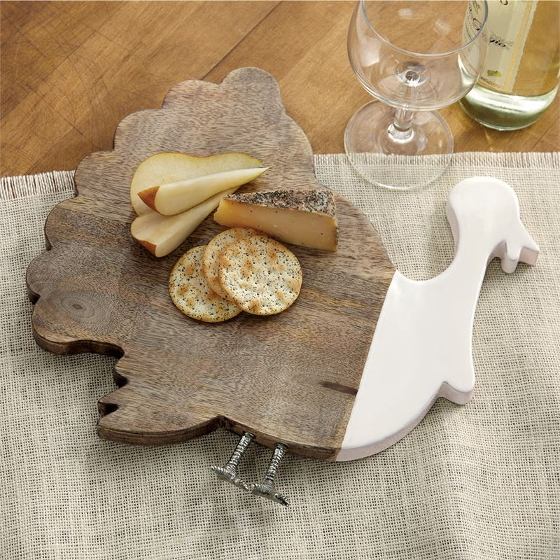 Enamel Turkey Board