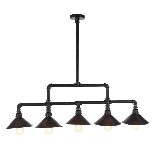 Industrial light fixture - e.t. tobey company