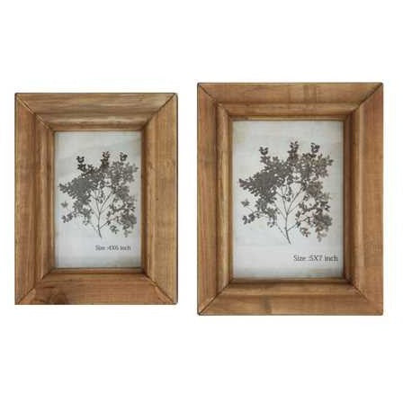 Wood Framed Photo Frame - E.T. Tobey Company
