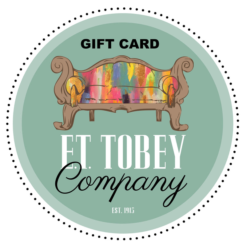 Gift Card - E.T. Tobey Company