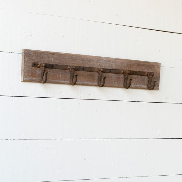 Hay Hook Coat Rack