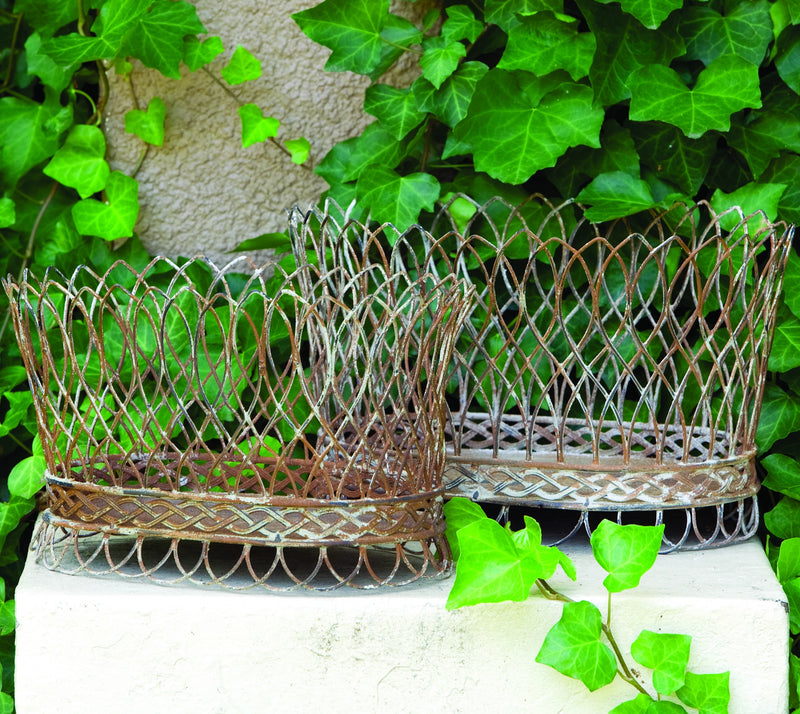 Nested French Wire Basket