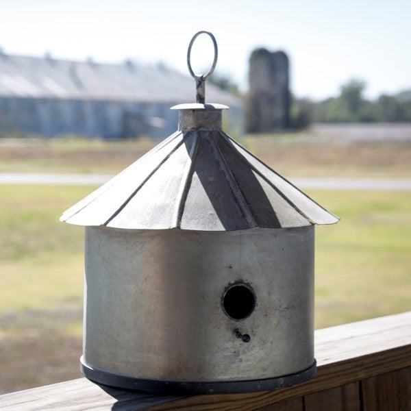 Feed Bin Birdhouse Feeder