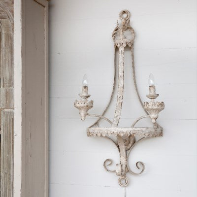 Deux Electric Wall Sconce