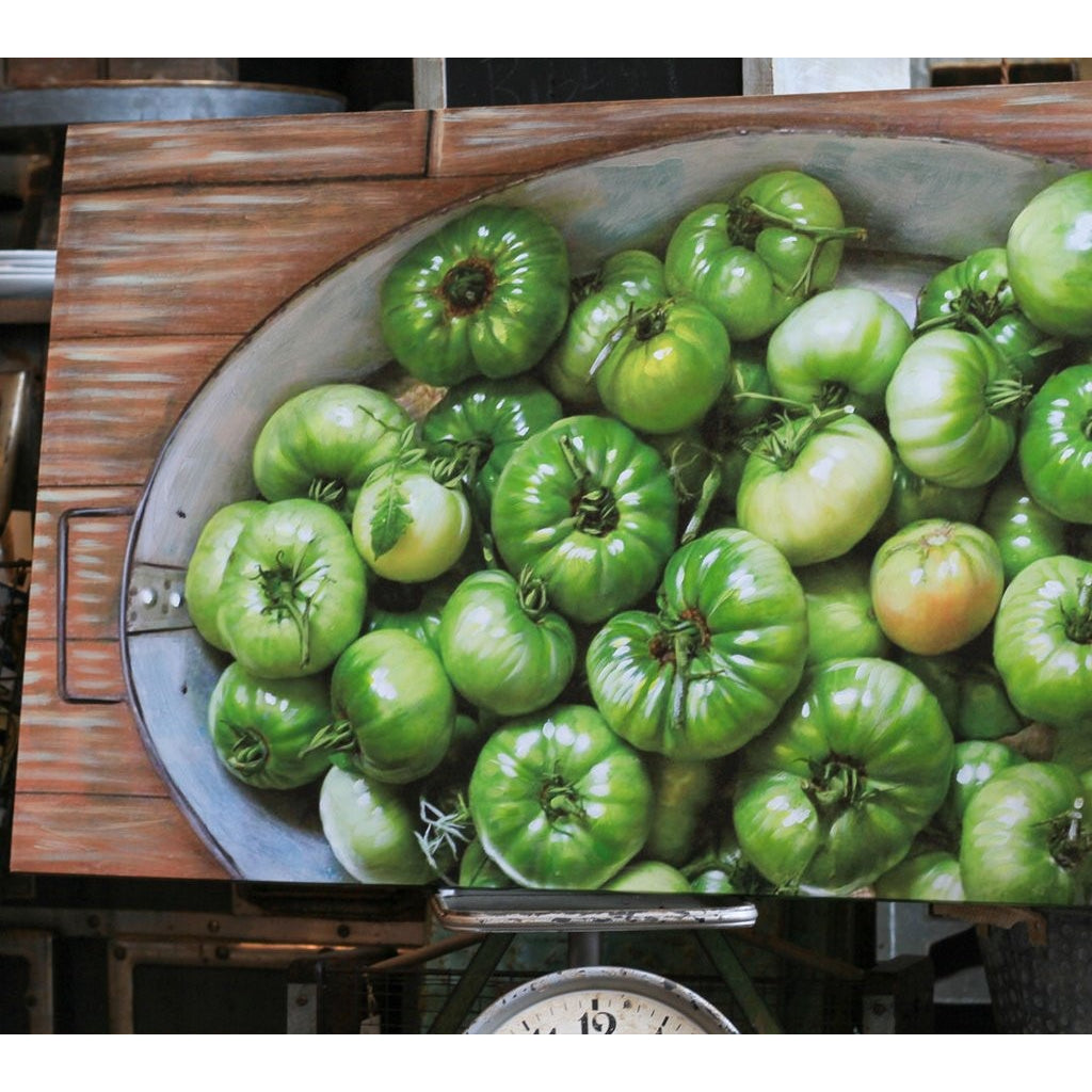 Green Tomato Painting - E.T. Tobey Company