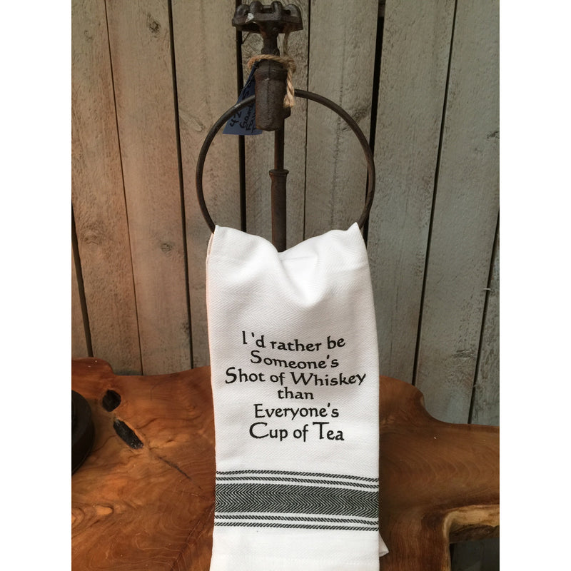 Tea Towels - E.T. Tobey Company