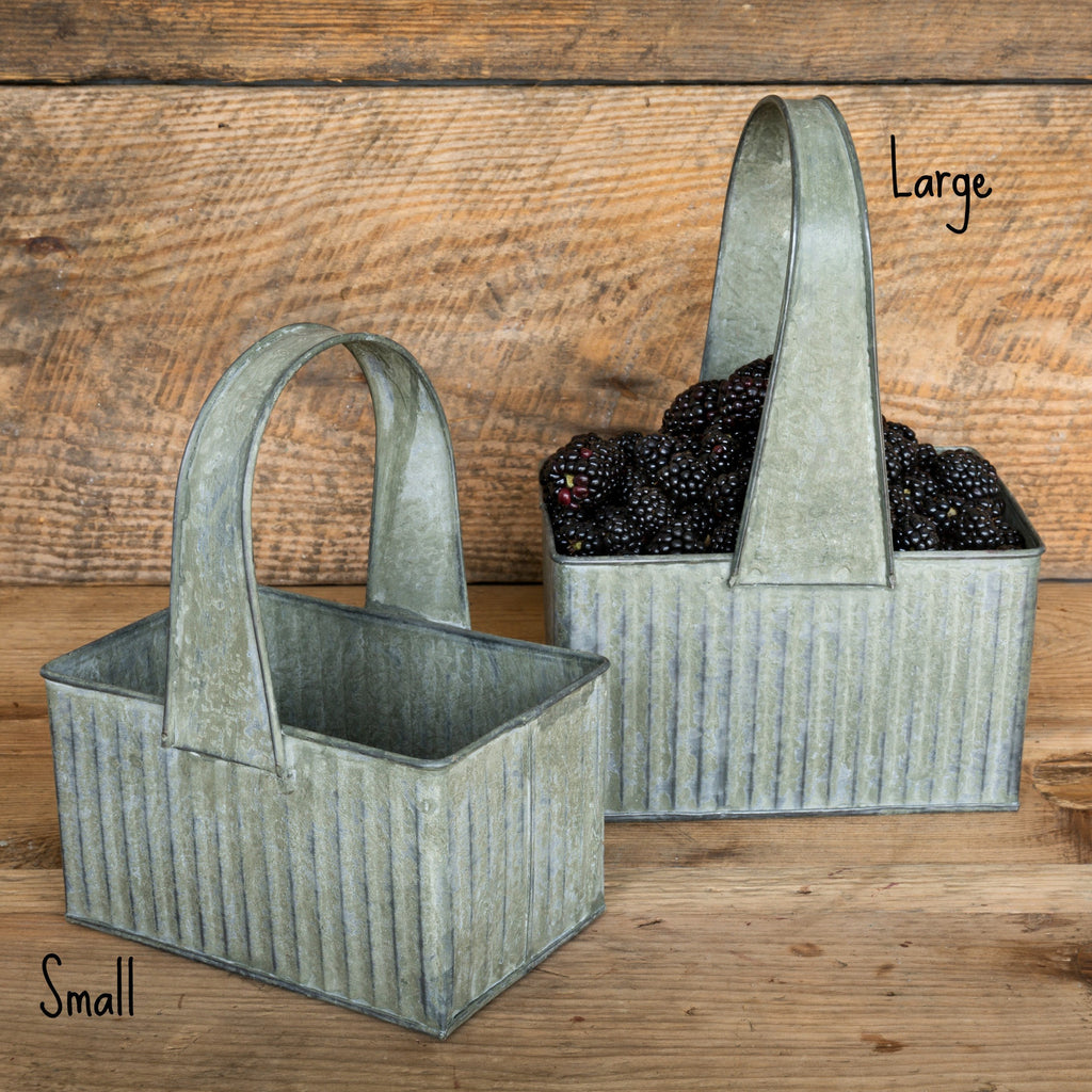 Metal Berry Baskets - E.T. Tobey Company