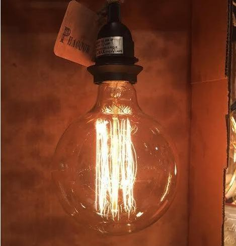 Round Industrial Bulb - E.T. Tobey Company