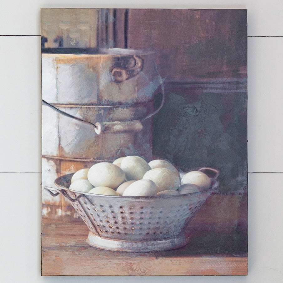 Vintage Kitchen Still Life Giclee