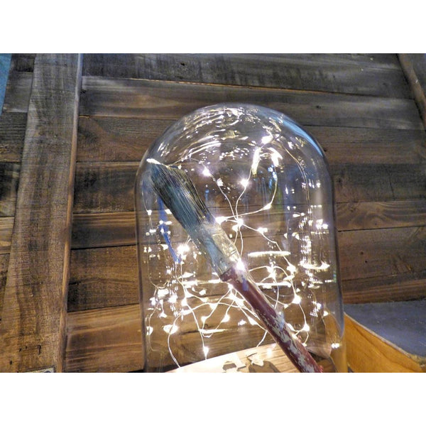 Firefly Lighted Cloche