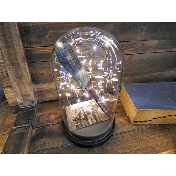 Firefly Lighted Cloche - E.T. Tobey Company