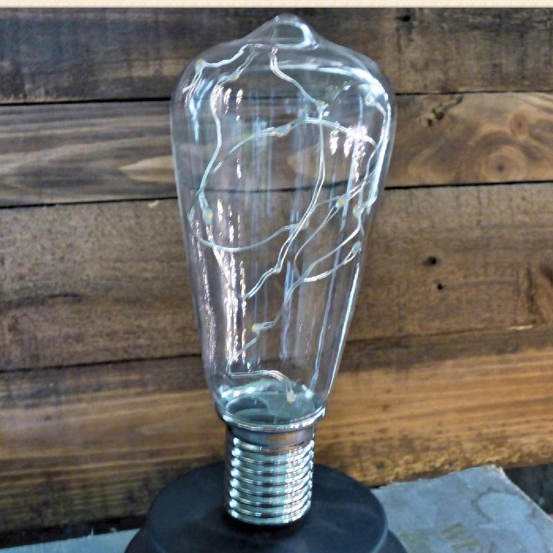 Edison Firefly Lighted Bulb - Vintage lighting - E.T. Tobey Company