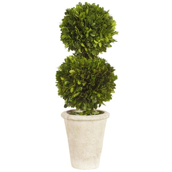Double Ball Topiary - E.T. Tobey Company