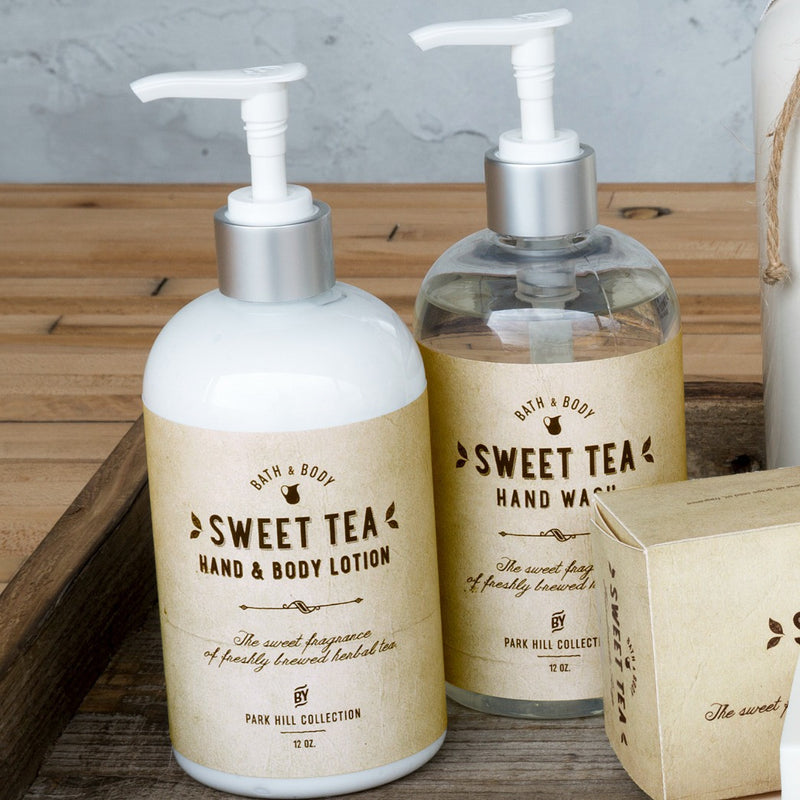 Sweet Tea Hand & Body Lotion Gift - Fixer Upper Style - ET Tobey & Company