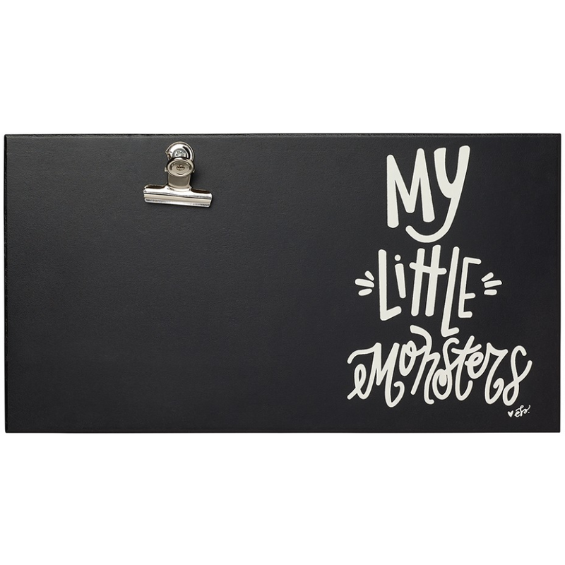Little Monsters Clip Photo Holder - E.T. Tobey Company
