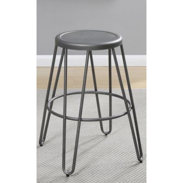 Metal Bar Stool - E.T. Tobey Company