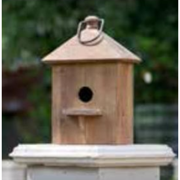 Garden Shed Birdhouse - E.T. Tobey Company
