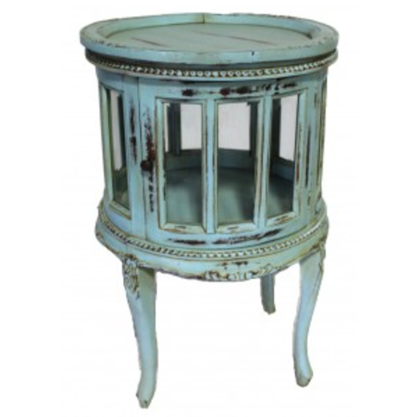 Round Tea Table - E.T. Tobey Company