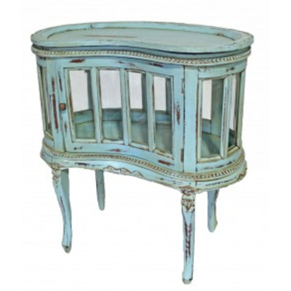 Kidney Tea Table - E.T. Tobey Company