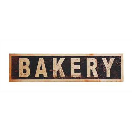 """Bakery"" Sign - E.T. Tobey Company"
