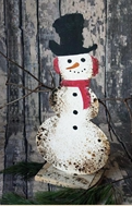 Tabletop Snowman w/Stick Arms