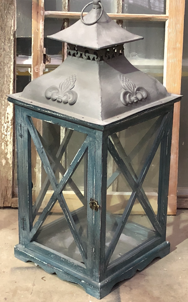 Pineapple Top Lantern
