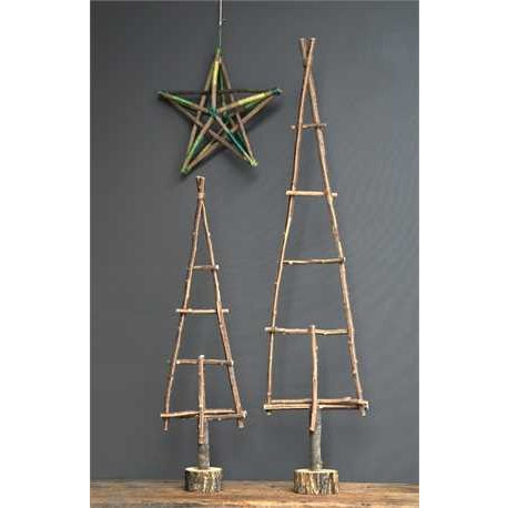 Twig Triangle Shaped Tree - E.T. Tobey Company