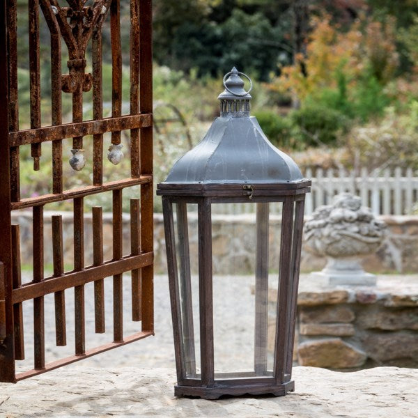 French Style Mantle Lantern