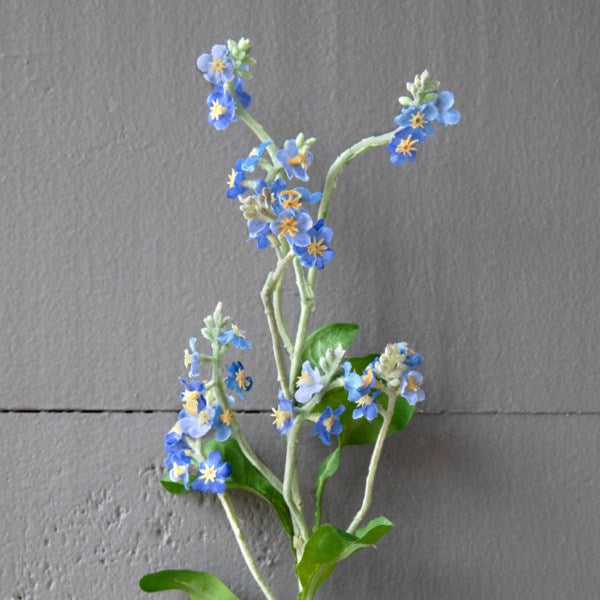 Crafted Forget-Me-Not Stem