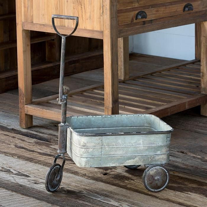 Mini Pull Cart - E.T. Tobey Company