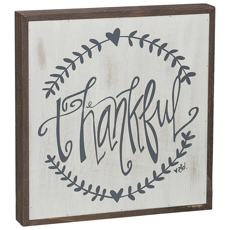 Thankful Barn Sign - E.T. Tobey Company