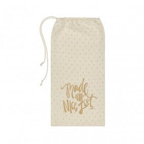 Nice List Bottle Bag - E.T. Tobey Company
