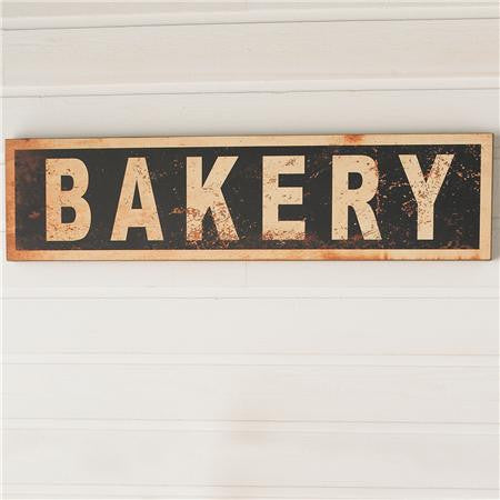 Bakery Sign -E.T. Tobey Company