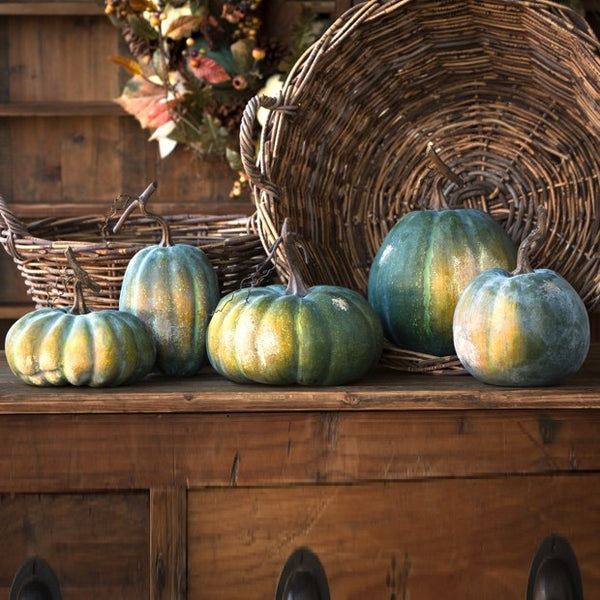 Early Green Pumpkins - E.T. Tobey Company
