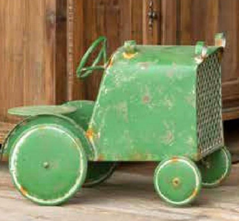 Little Green Tractor - E.T.Tobey Company