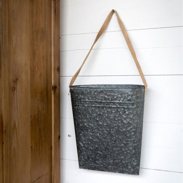 Hanging Metal Picking Basket