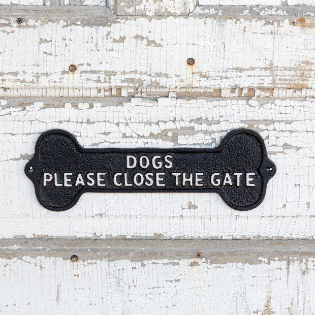 Please Close Gate - E.T. Tobey Company
