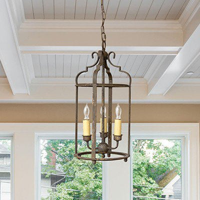 Lauren Pendant light - E.T. Tobey - Fixer Upper - HGTV