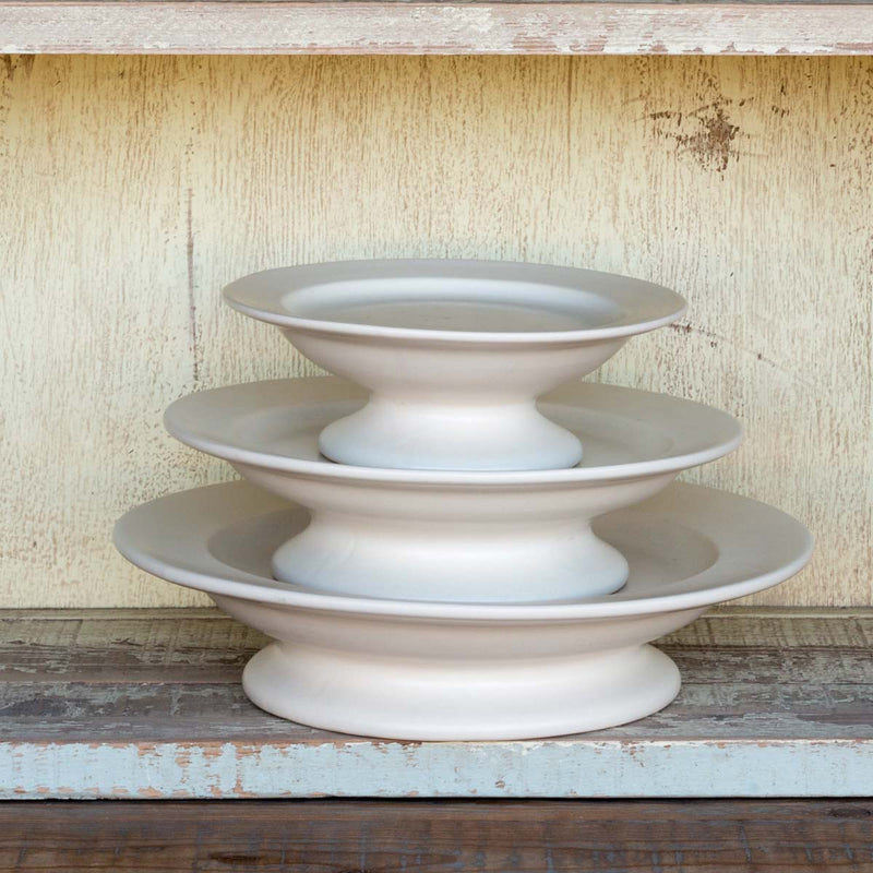 Matte Finish Cake Stands