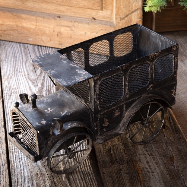 Metalwork Black Jalopy - E.T. Tobey Company