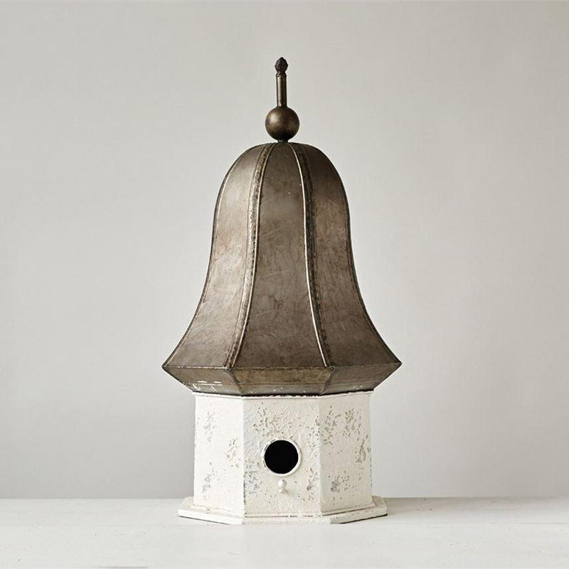 Dome Metal Birdhouse