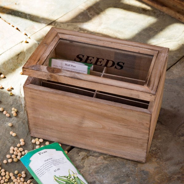 Seed Packet Box