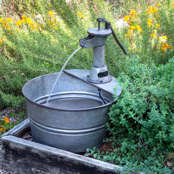 Water Pump Fountain