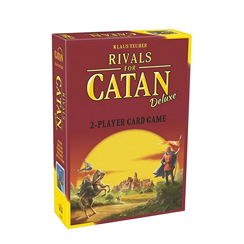 Rivals for Catan: Deluxe Edition