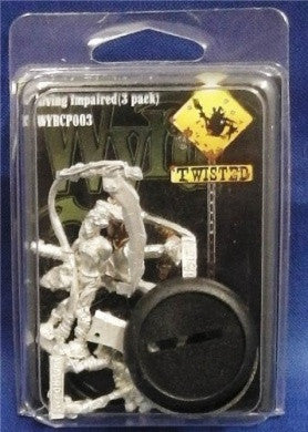 Malifaux Twisted: Living Impaired (3 Pack)
