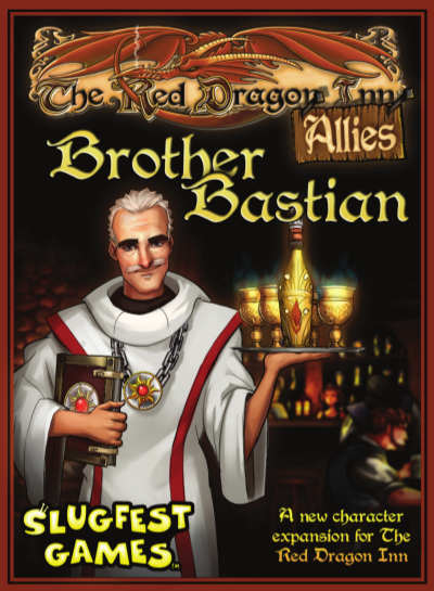 Red Dragon Inn: Allies - Brother Bastian