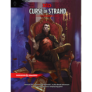 Dungeons & Dragons Adventure: Curse of Strahd
